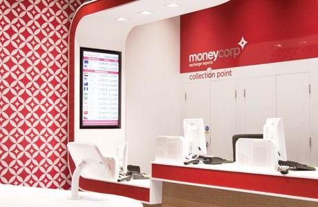 MoneyCorp desk