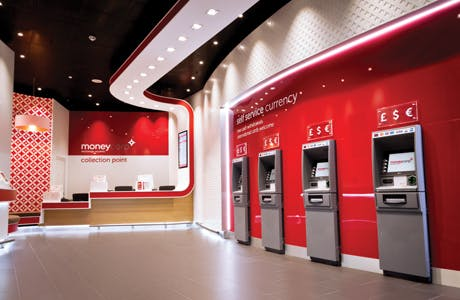 MoneyCorp self-service