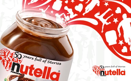 Nutella launches first global campaign to exploit 'great