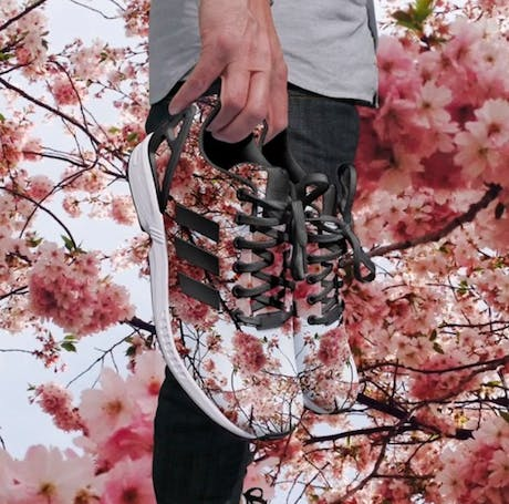 Adidas to let fans customise trainers