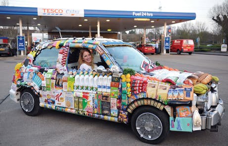 Tesco fuelsave