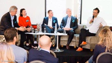 Marketing Academy Inspire panel