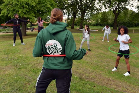 Coke launches free fitness classes as part of £20m anti-obesity drive