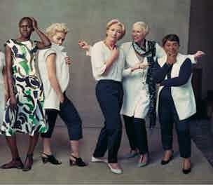 M and S Leading Ladies