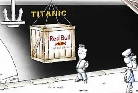 Red Bull Titanic