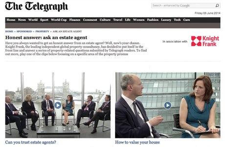 Big shot telegraph