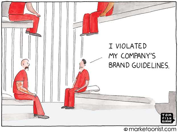 Cartoon Brand guidelines
