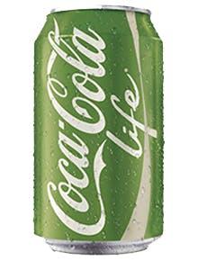 Coca-Cola life 230