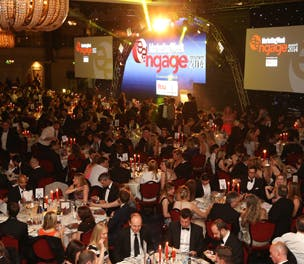 Engage Awards 2014 index