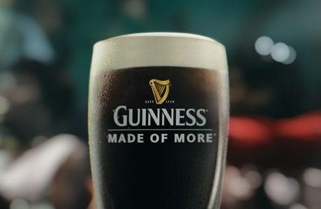 Guinness made of more