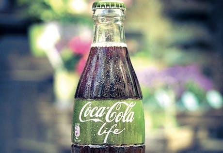 Coca Cola Life Great Britain