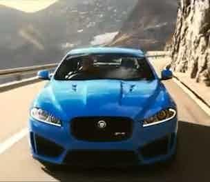 Jaguar banned ad ASA