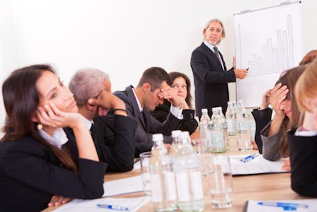 Marketer meeting