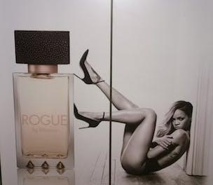 Rihanna banned ad
