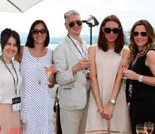 Cannes Adobe Sunset drinks index