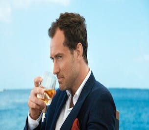 Johnnie Walker ties with Mr Porter for ecommerce video with Jude Law