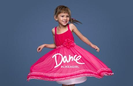 Always Like a girl dance