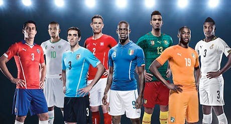 Puma hails low-key World Cup marketing for 'excellent ...