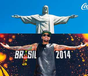Coca Cola World Cup 2014