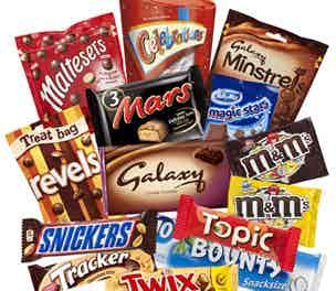 Mars chocolate