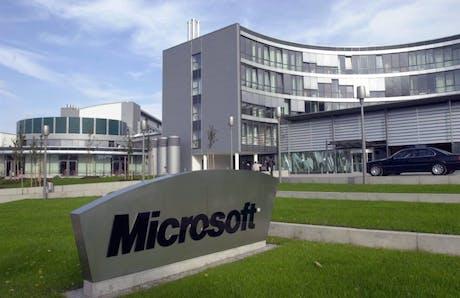 Microsoft hq