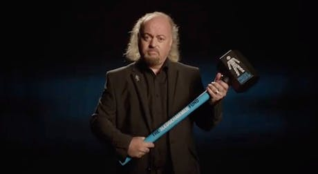 Bill Bailey Prostate Cancer UK