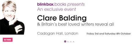 blinkbox books events 2014