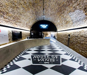 Vans looks to prove creative credentials with London event