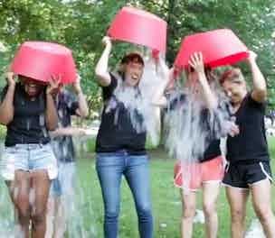 ice bucket 304