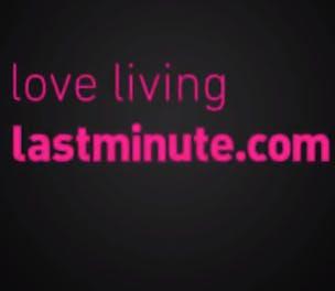 Lastminute ad