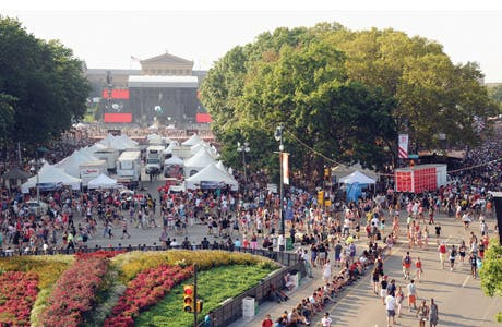 Budweiser festival