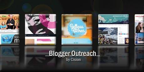 Cision blogger outreach