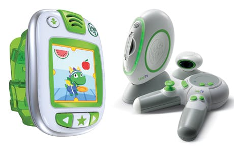 LeapFrog products