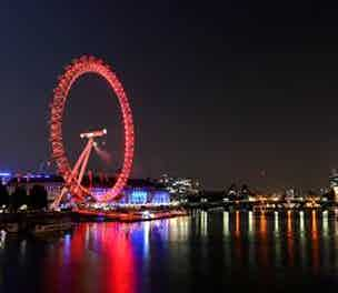 London Eye Coca Cola index