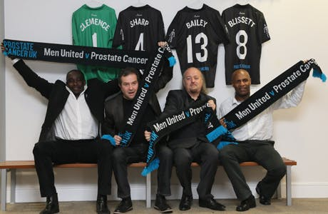 Men United vs Prostate Cancer