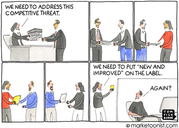 New and improved, Marketoonist 25 9 14