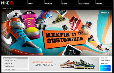 a2d7c2a0afeb Nike to accelerate  bullish  ecommerce drive after 70% sales spike ...