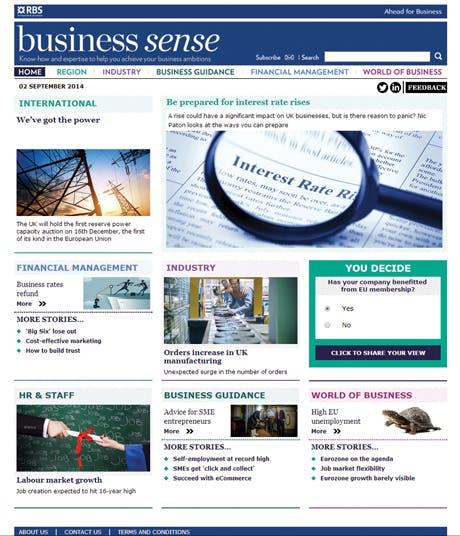 RBS Business Sense