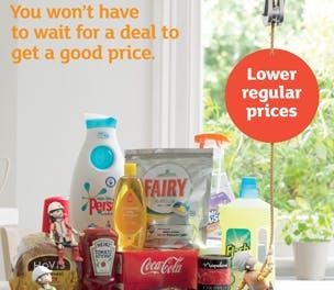 Sainsburys deal low prices