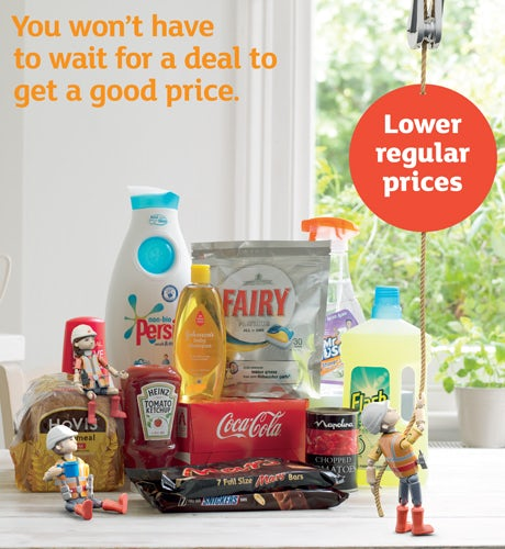 Sainsburys deal low prices