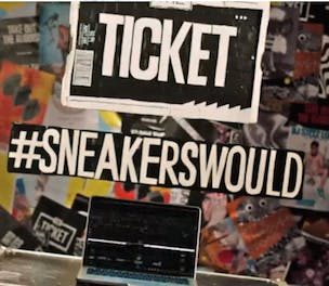 Converse The Ticket