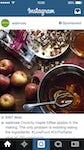 Waitrose Instagram ad