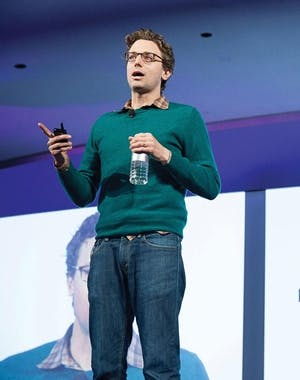BuzzFeed president Jonah Peretti