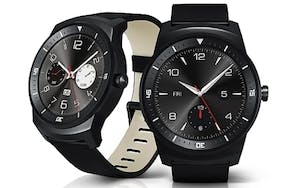 The LG G Watch R