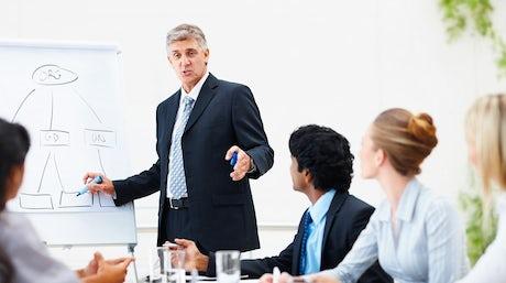 Marketers training