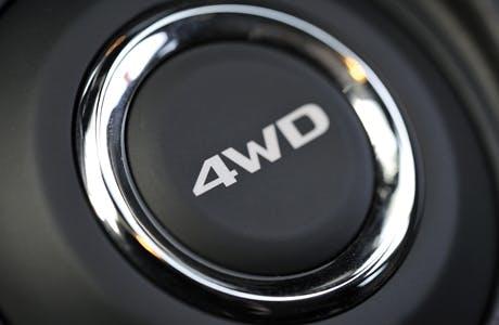 4WD Mitsubishi