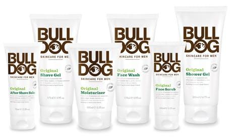 Bulldog cosmetics