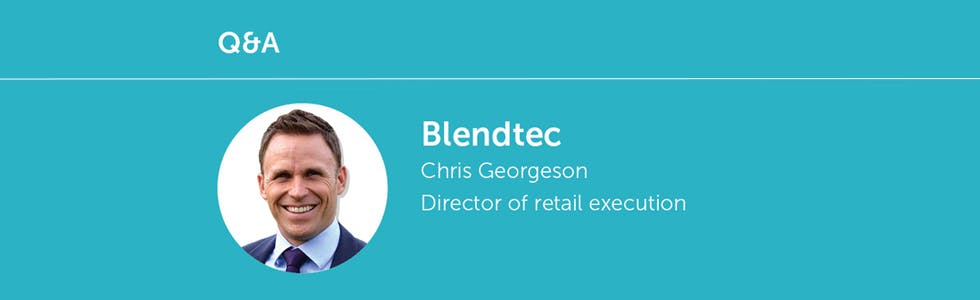 Chris Georgeson Blendtec