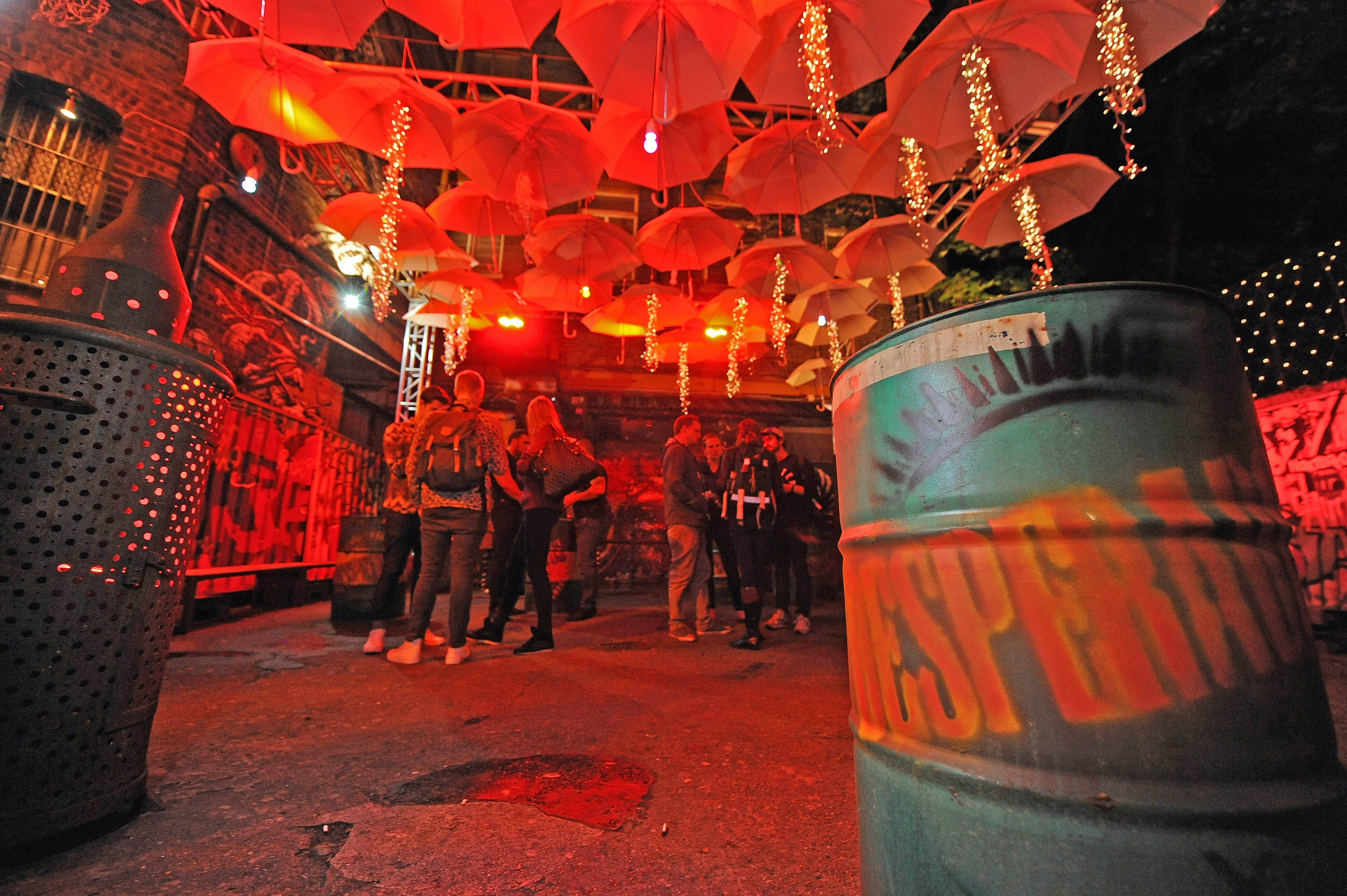 Desperados is hoping to win over younger drinkers with multi-sensory parties.