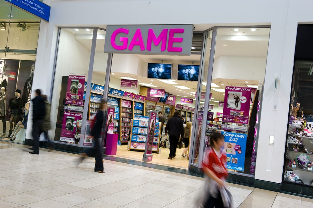 Game has refitted all its stores to fuel its omni-channel strategy.